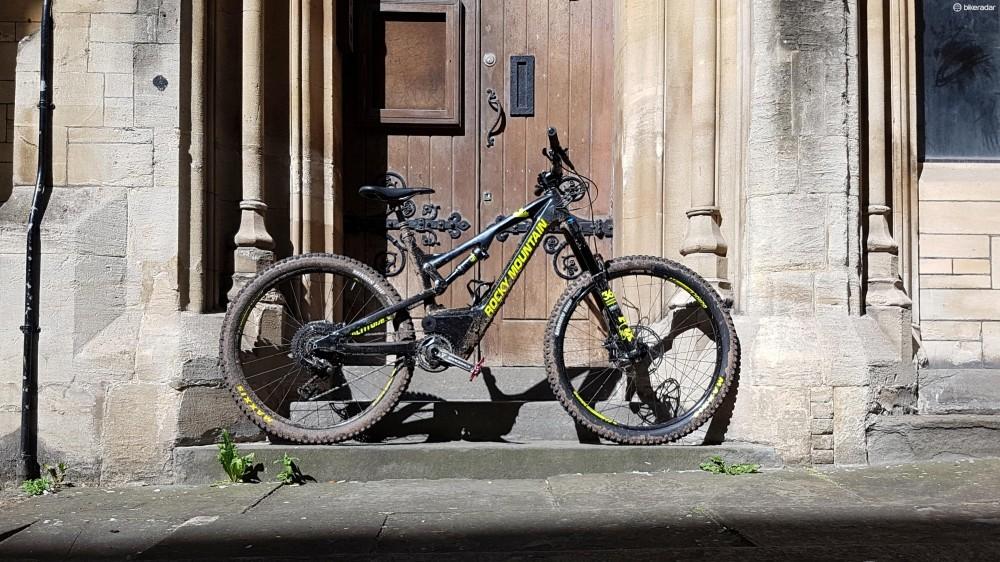 The Rocky Mountain Altitude Powerplay could change your attitude to e-bikes