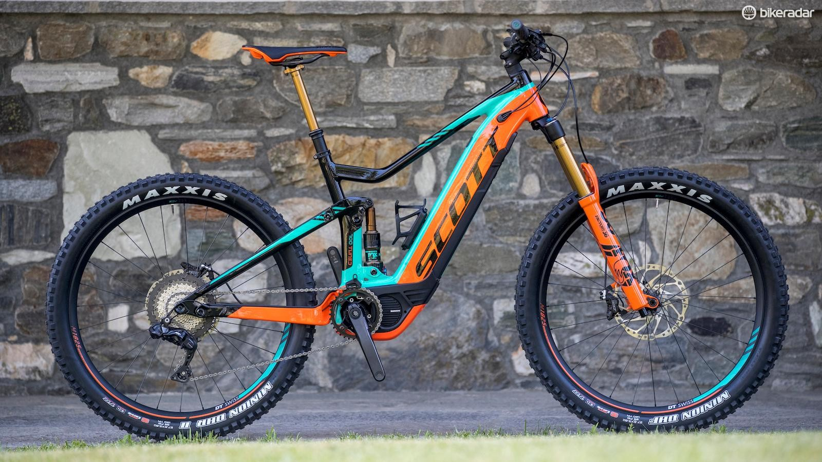 Scott's brand new E-Genius is a seriously capable bike