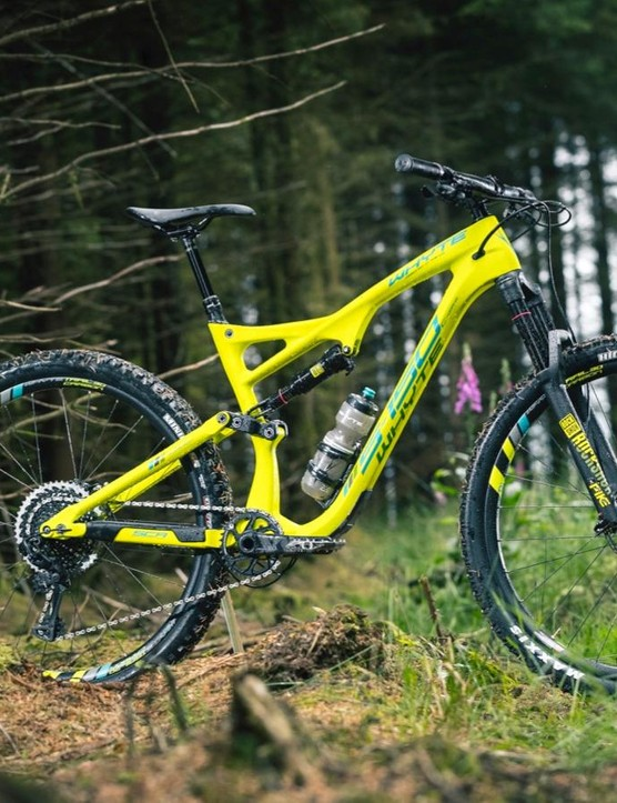 Whyte's new S-150 RS is a long, slack and low 29er trail shredder