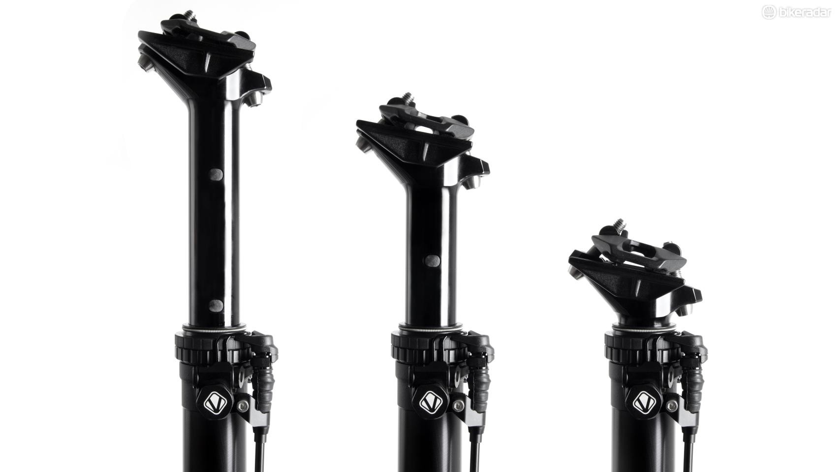 Vecnum claims the moveLOC is the lightest dropper post in the world