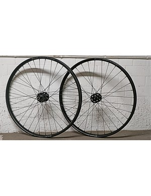 Hunt's first crack at the MTB wheel market is refreshingly affordable and appears solidly built