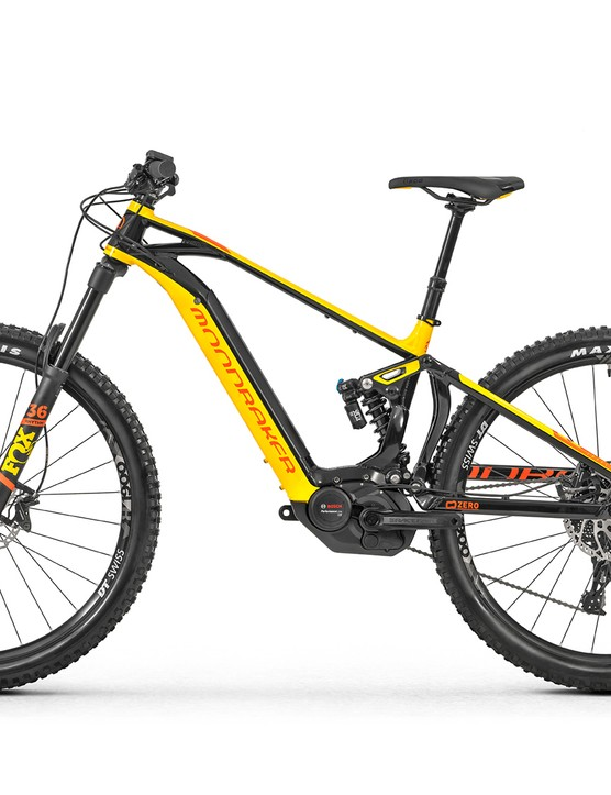 The Mondraker Level R will cost €6,399