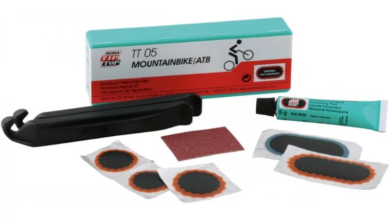 The Rema Tip Top Puncture Repair Kit makes a thoughtful and inexpensive gift
