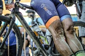 Delaney's rookie Dirty Kanza 200 bike