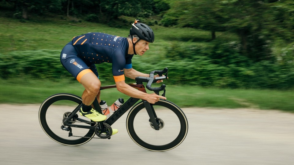 9bdb90e4cb1 With the IsoSpeed in the softest setting, the bike feels like it sticks to  the
