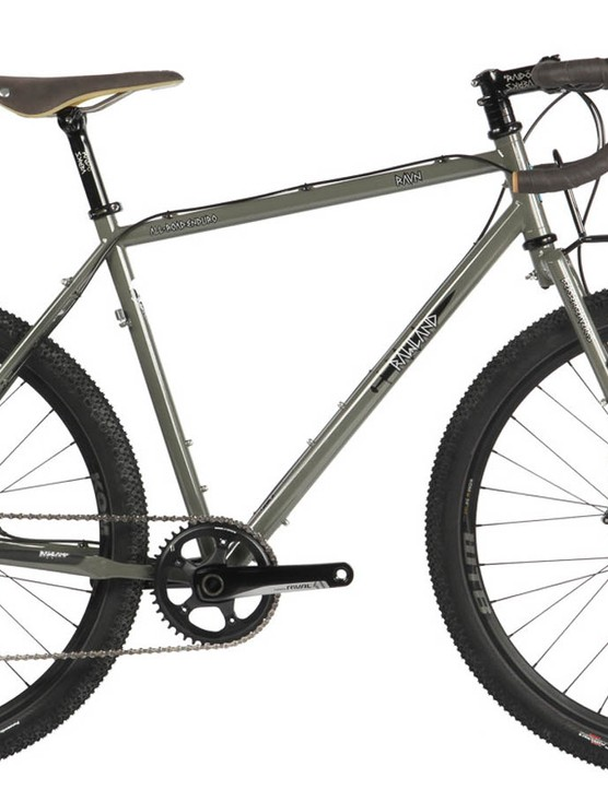 The Rawland Ravn is an all-road adventuring machine