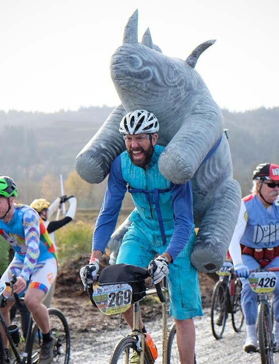 You can't take yourself too seriously at SSCXWC