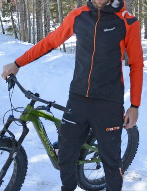 Qloom's Watson Lake jacket is built for cold weather riding