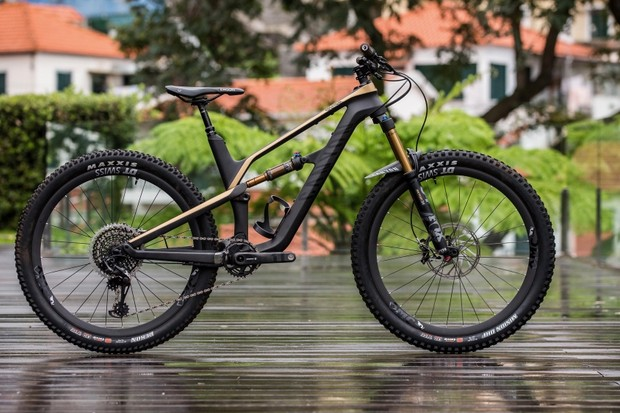 Canyon's new Spectral is its 140mm trail taming bike