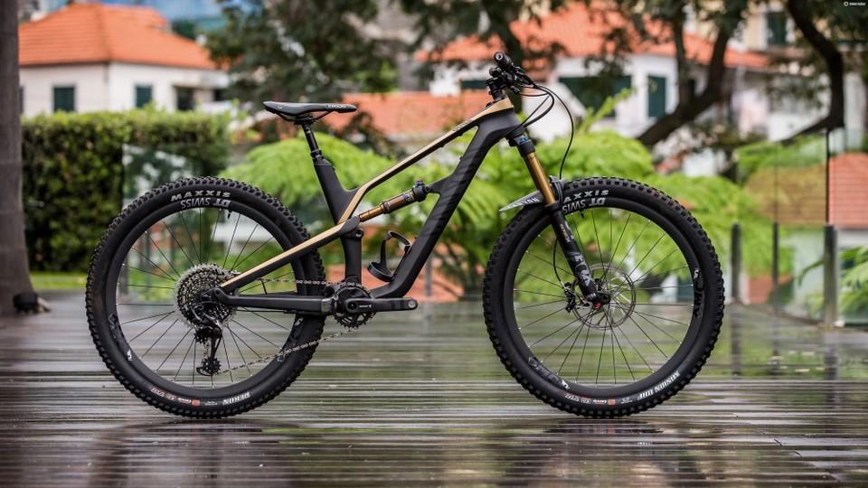 Canyon Spectral first ride review - BikeRadar