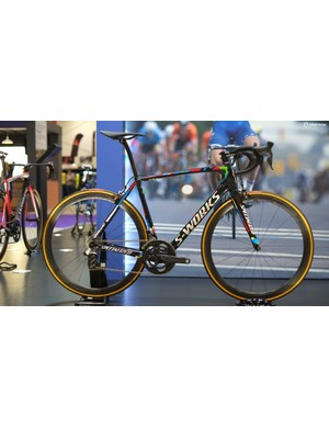 Peter Sagan wouldn't have any old paint job now would he…