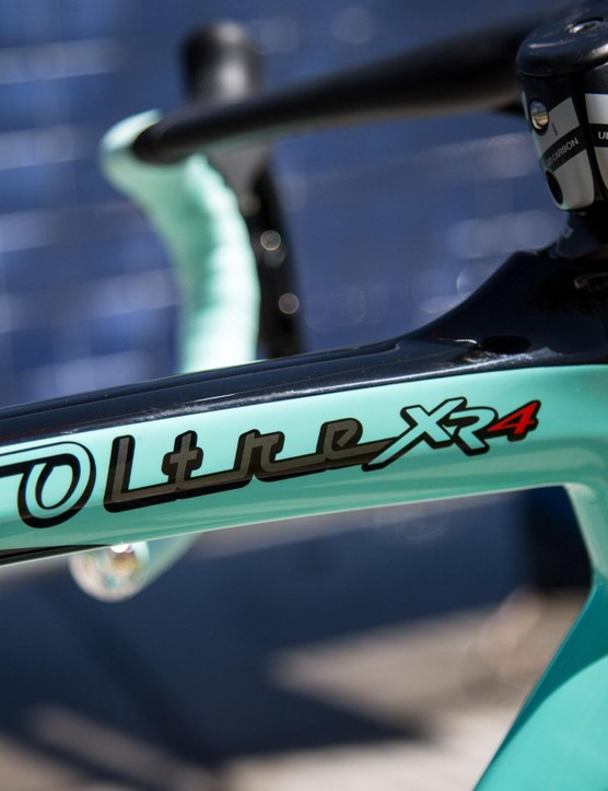 Bianchi went from the XR2 straight to the XR4, we're not sure what happened to the XR3