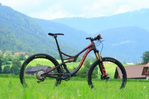 Pivot has just re-done the Mach 4. There's both longer forked trail and shorter XC versions available