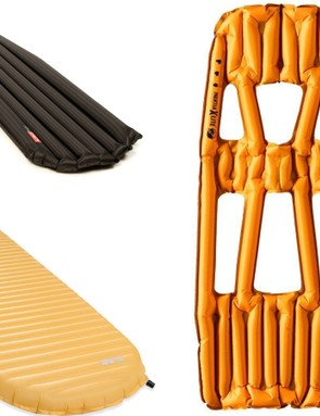 Sleeping mats come in all forms, from inflatable to self-inflating and foam