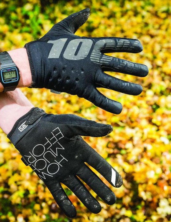 The Brisker gloves are an awesome compromise between feel and weight