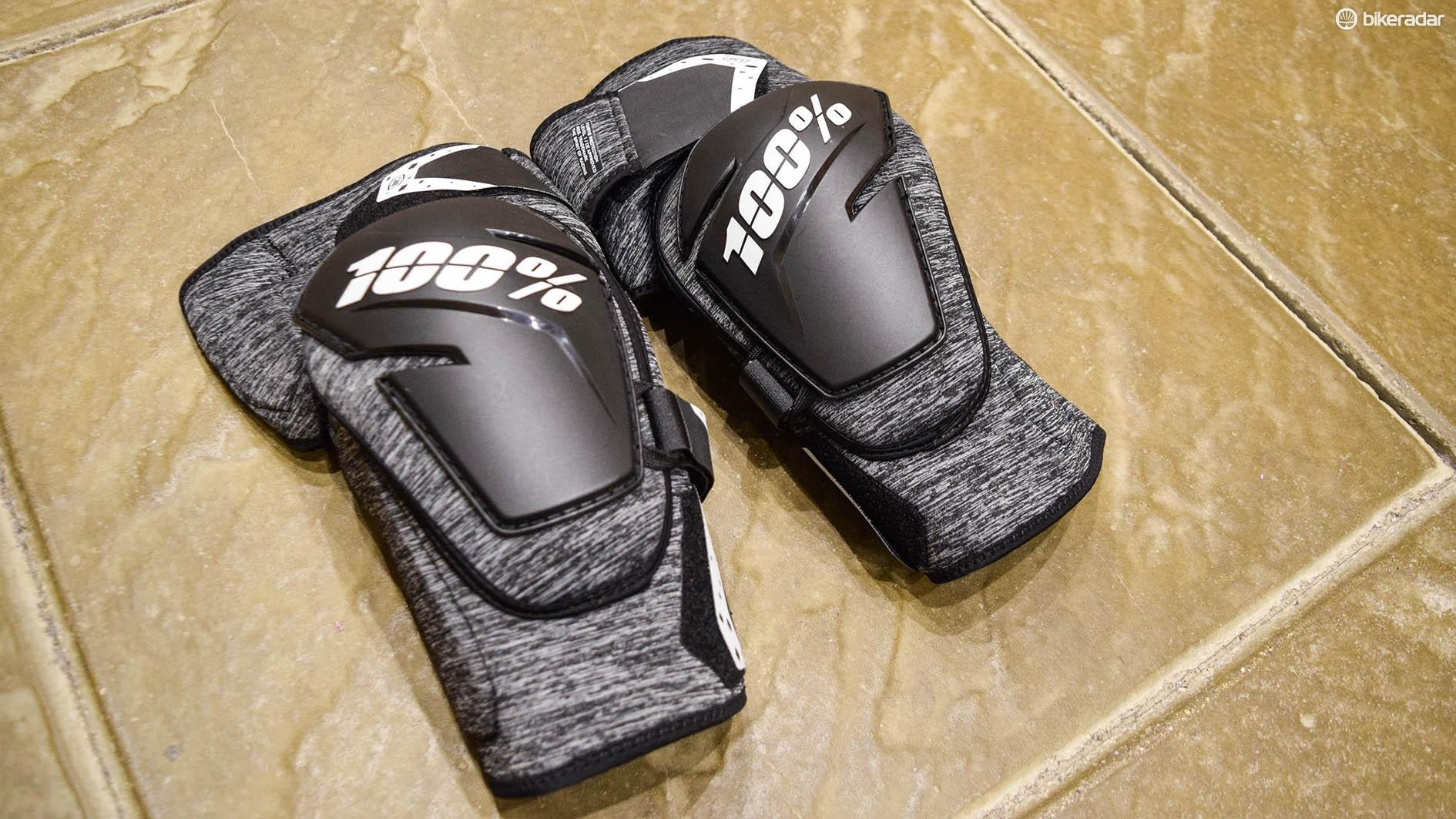 The Fortis pads are the second in 100%'s range