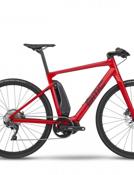 The Alpenchallenge AMP Sport LTD is the liveliest of the three new bikes