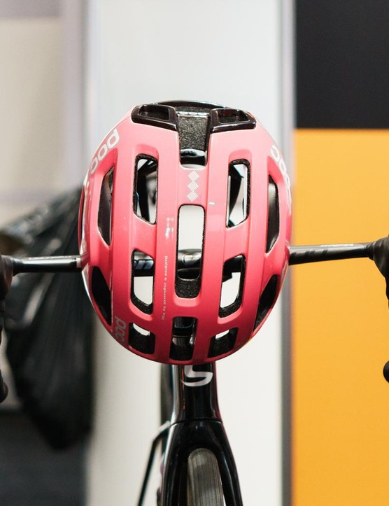 The helmet is claimed to offer increased ventilation over the original Ventral