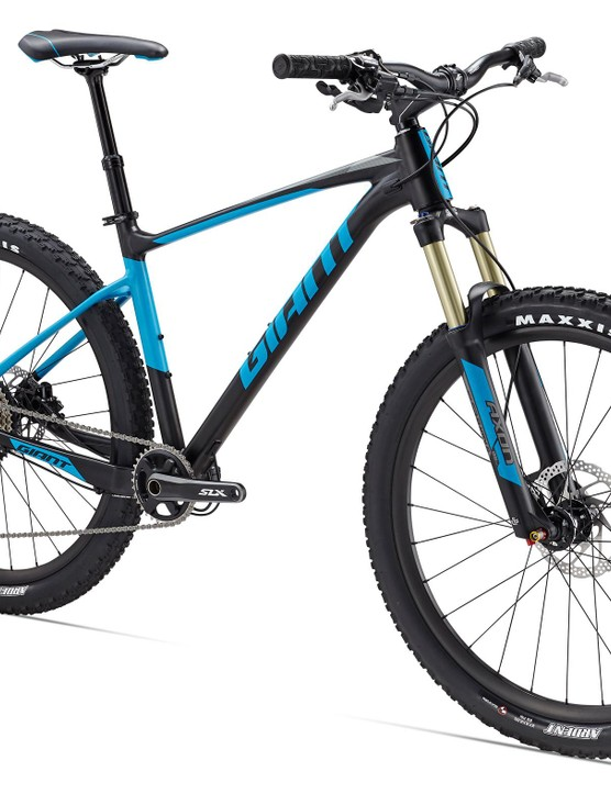 Giant's Fathom 27.5 is perfect for getting a taste of sweet singletrack action