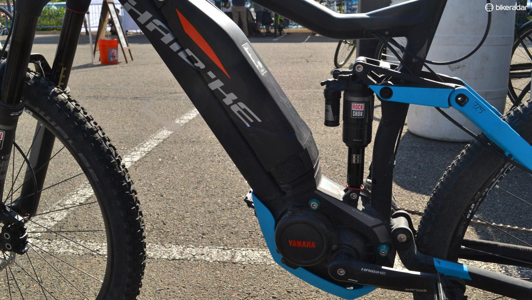 Placing electric bike motors and batteries: where do they go