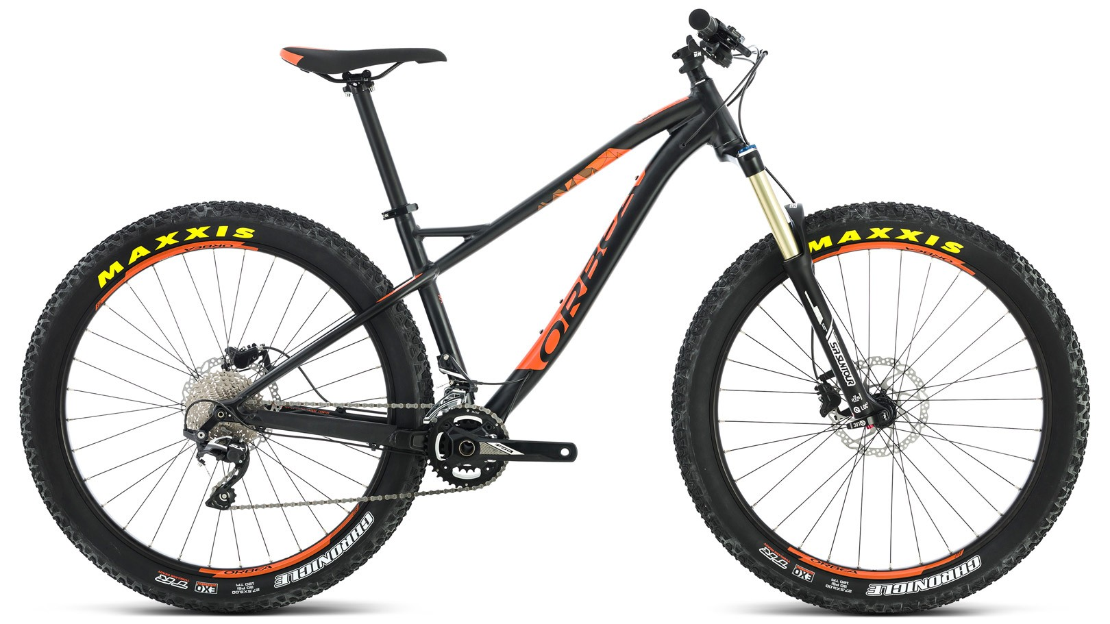 Slack and low, Orbea's Loki is an all-mountain departure from the Basque company's XC roots
