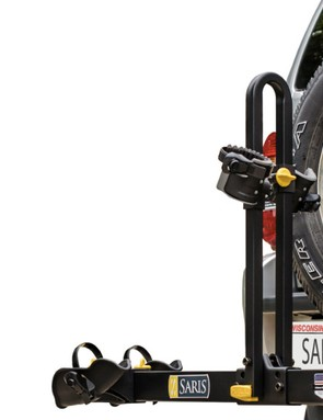 Almost every vehicle can be fitted with a bike rack