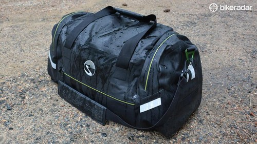 Showers Pass Refuge Waterproof Duffel bag review - BikeRadar