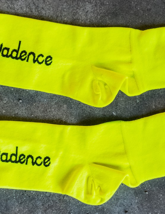 The Cadence Sherman overshoes encourage you to cut your own cleat holes