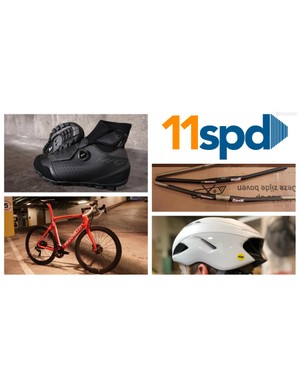 Loads of great kit in this week's 11spd