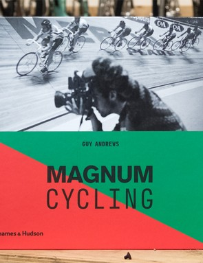 This beautifully designed book is full to the brim with amazing photographs from cycling's golden era of racing
