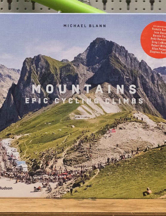 This is one of the most beautiful cycling books we've ever seen
