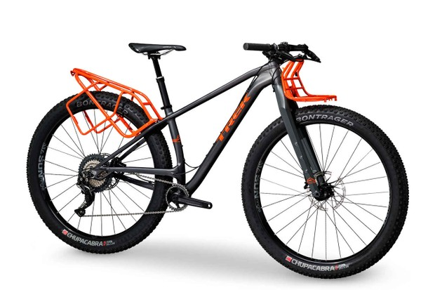 Trek's 1120 is a bikepacking version of the Stache