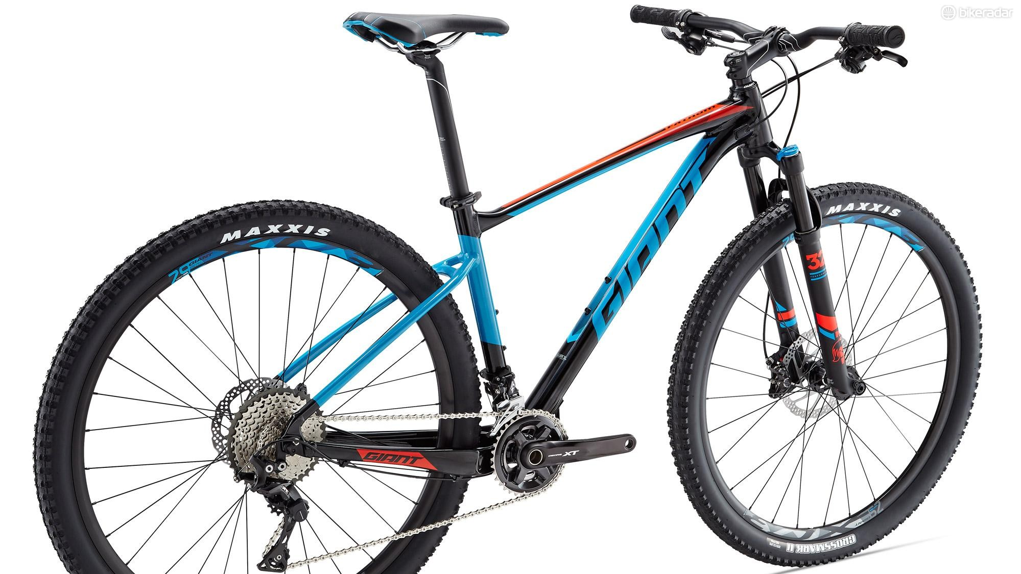 """With 29"""" wheels and a 100mm fork, the Fathom 29 can roll over it all"""