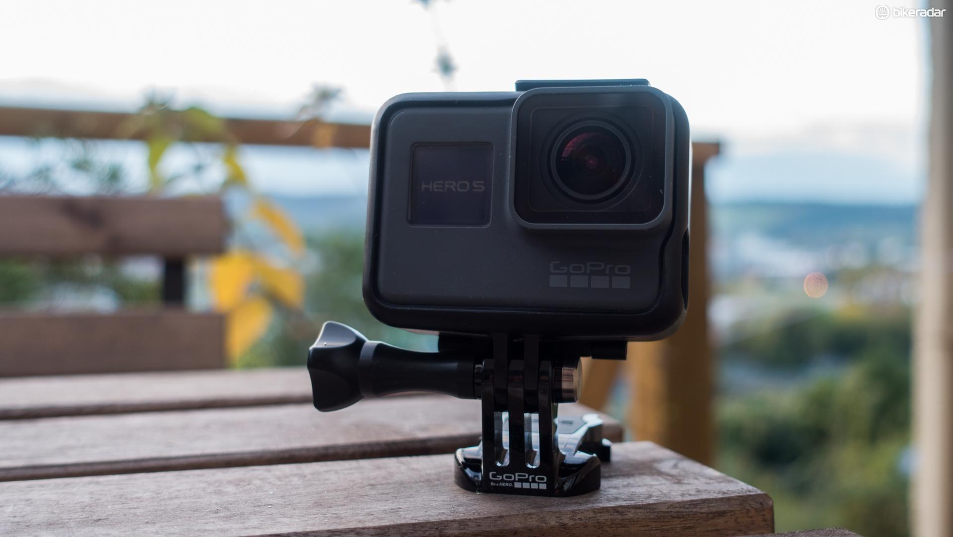 GoPro's range topping HERO5 Black