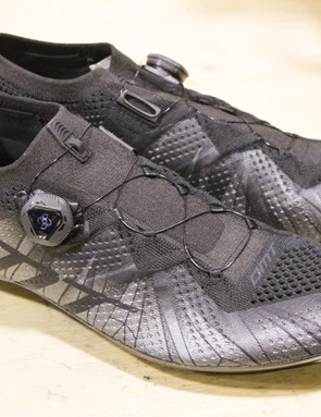 DMT's KR1 makes clever use of materials for a sock-like fit