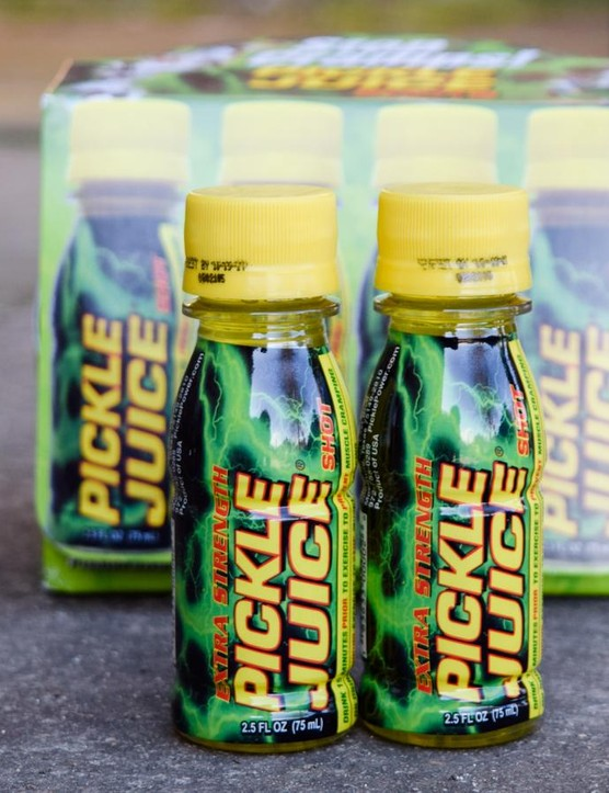 Pickle Juice for the brave