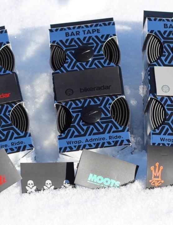 Zevlin produces custom bar tape