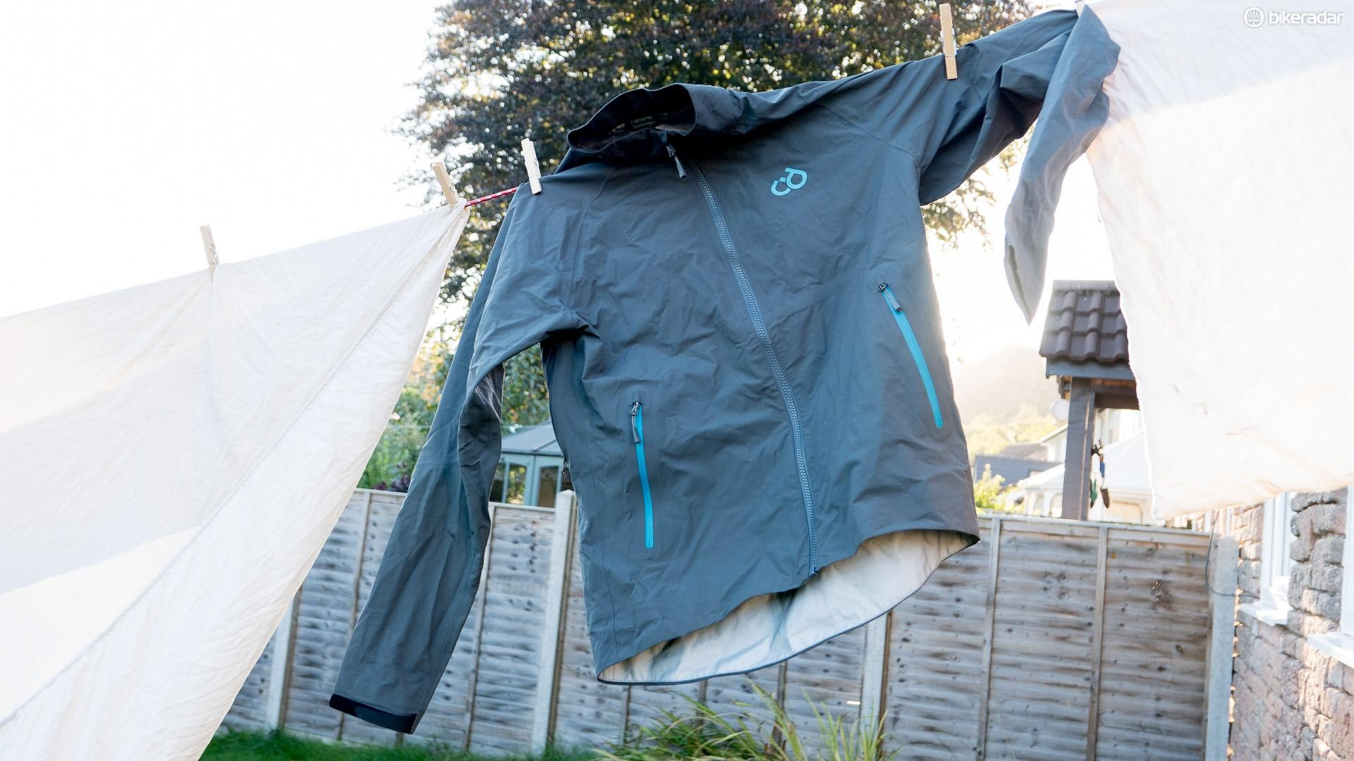 The Upper Downs Neo jacket comes from a reassuringly soggy part of the UK