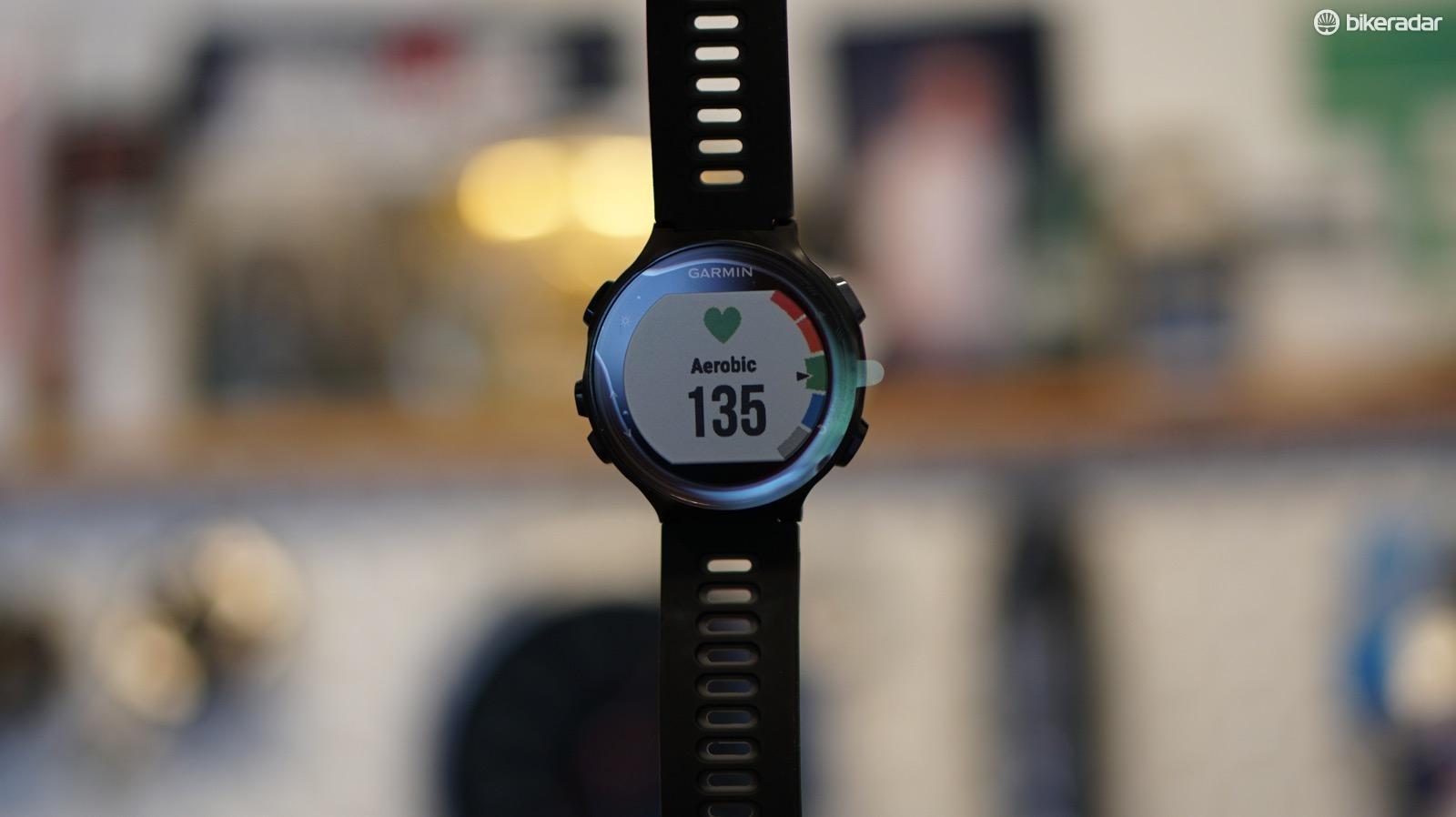 The Garmin Forerunner 735XT is the latest multisport wonder-watch