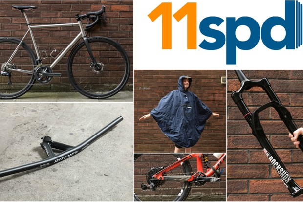 Exciting new kit from Ritchey, SRAM, Van Nicholas and more...