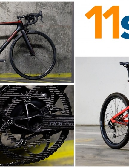 Here's this week's new bike gear