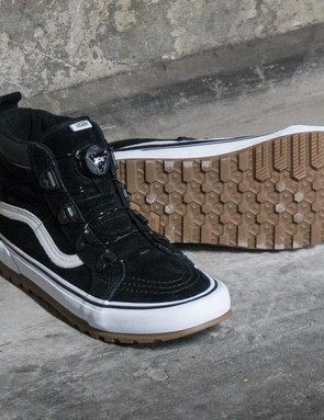 We're not sure how we feel about BOA dials on a pair of Vans...