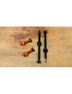 Short, medium and long valves are available to purchase