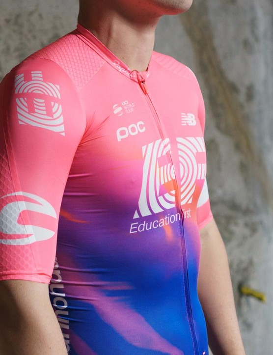 Rapha's 2019 jersey for EF Education First Pro Cycling