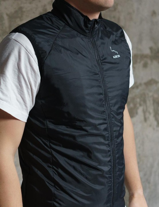 Albion's Insulated Vest