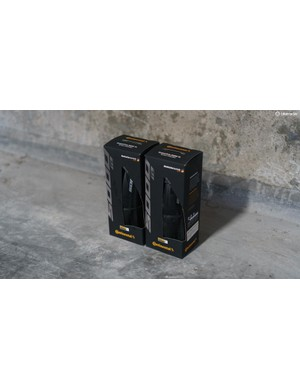 Continental's new Grand Prix 5000 Tubeless tyres