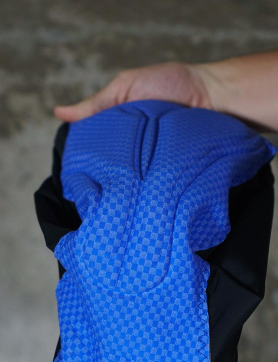 Elastic Interface produces the chamois pad for the Albion Bib Shorts