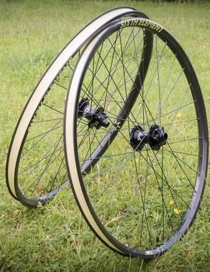 Sixth Element SE30/Hope wheelset