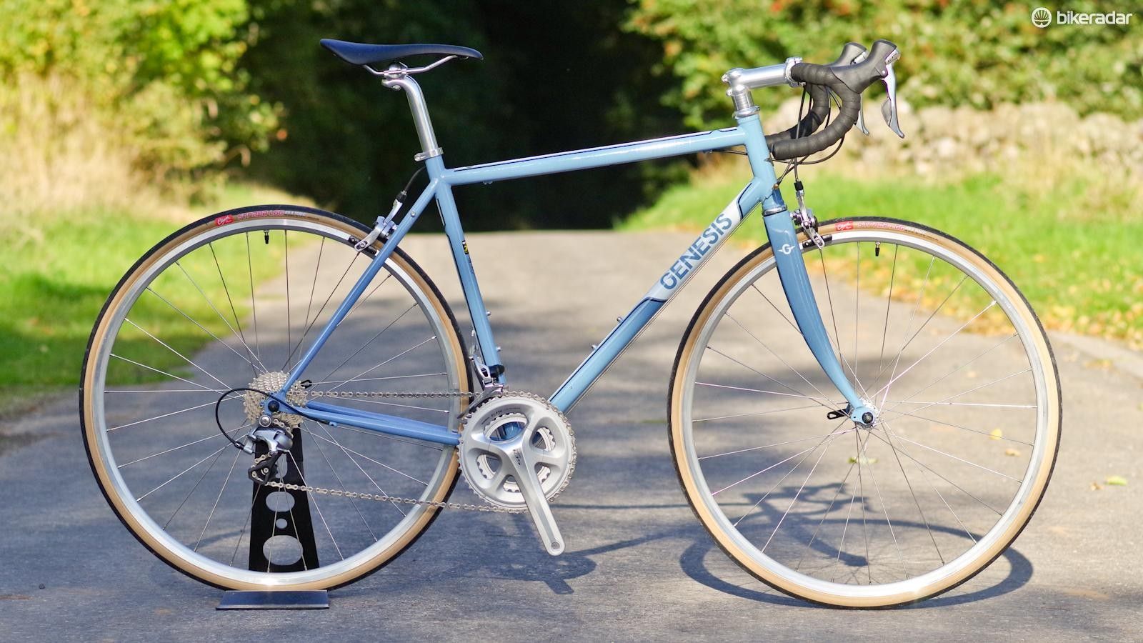 The Genesis Equilibrium 20 is a thoroughly British slice of steel