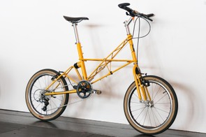 The Moulton XTB is a really interesting bike